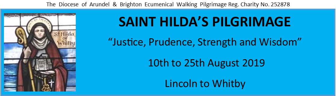 Arundel & Brighton Walking Pilgrimage